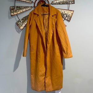 Charles Richards   Long Coat
